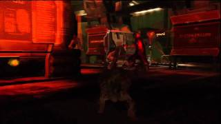 Dead Space 2 Multiplayer, Lurker - gameplay [PS3]