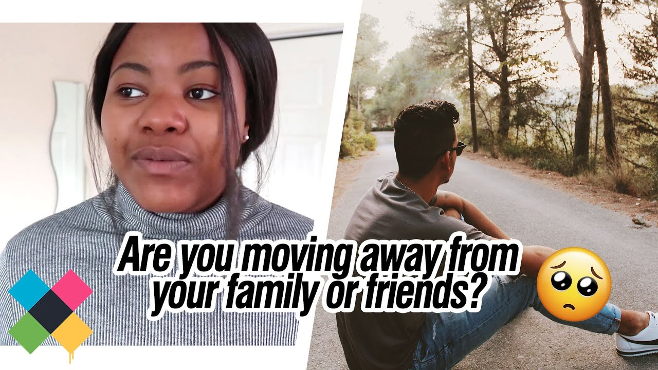 Tips on being away from family