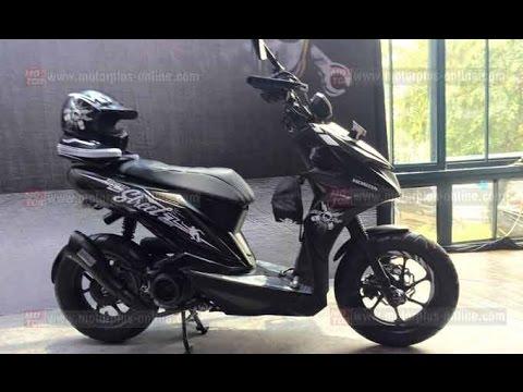 All New Honda Beat Street Esp Youtube