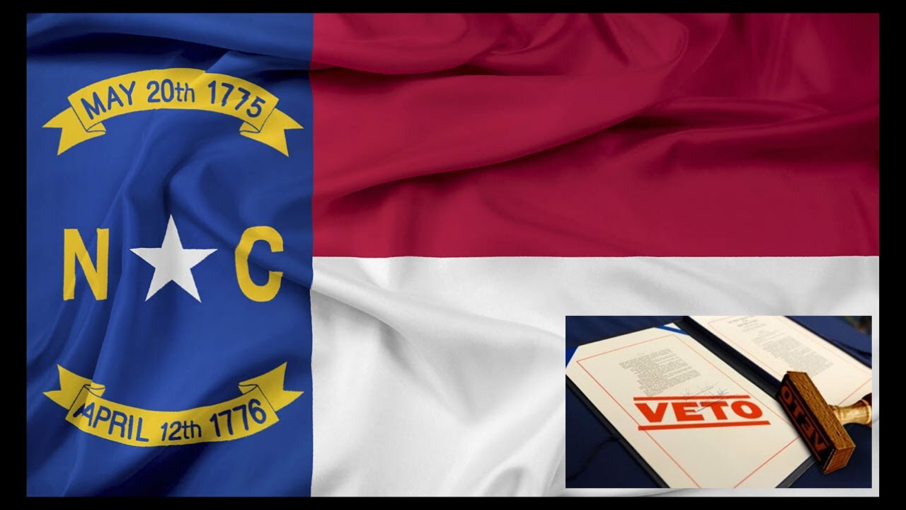 North Carolina Looking To Override Governor's 2A Veto
