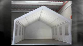 PartyTentPlaza partytent 8 x 5 m LUXE