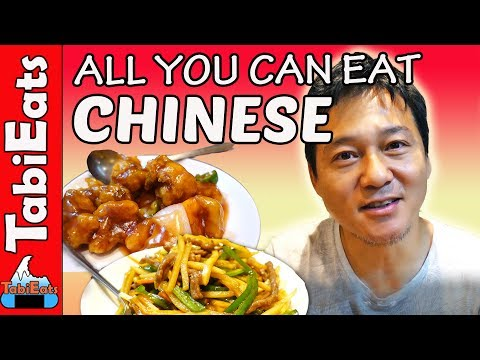 All You Can Eat CHINESE in YOKOHAMA