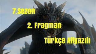 Game of Thrones 7. Sezon 2. Fragman  [Tr Altyazılı]