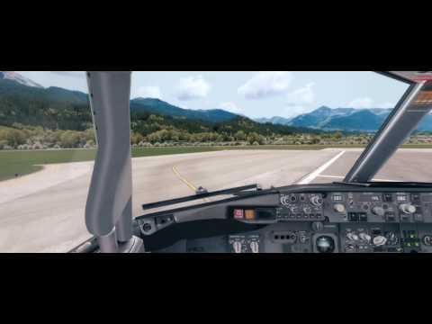 PMDG 737-800NGX / LOWI Innsbruck Airport - LDDU Dubrovnik Airport
