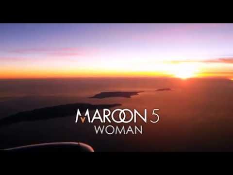 Maroon 5 - Woman (Lyrics)
