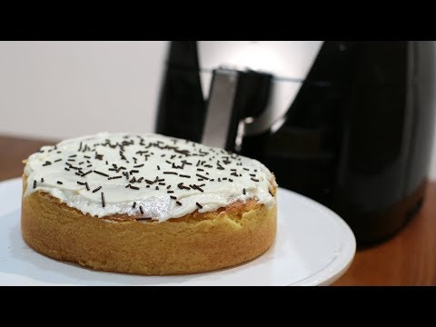 how-to-make-a-cake-in-air-fryer-|-easy-air-fryer-cake