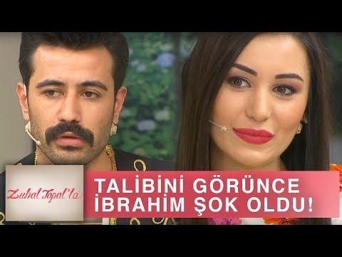 Zuhal Topal'la 199. Bölüm (HD) | Talibini Gören İbrahim'den Şok Sözler!