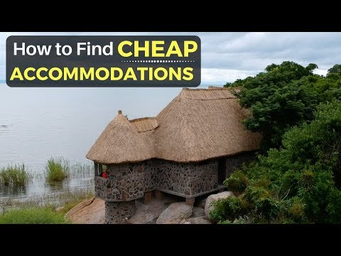 How to Find Cheap Accommodation (BEST TIPS)