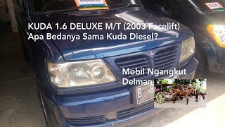Mitsubishi Kuda 1.6 Deluxe M/T (2003 Facelift) - Indonesia