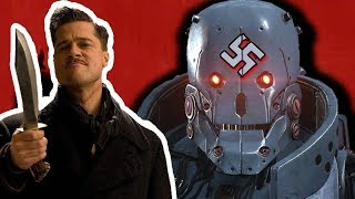 THE MOST GRUESOMELY AWESOME GAME OF THE YEAR ?  Marathoning Wolfenstein 2: The New Colossus Gameplay