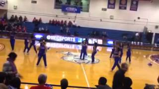 St.Francis College Dance Team - Halftime Mix