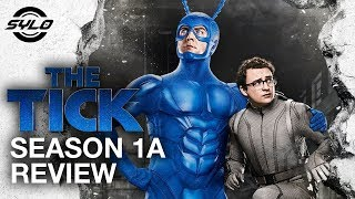 The Tick Season 1A   TV Review