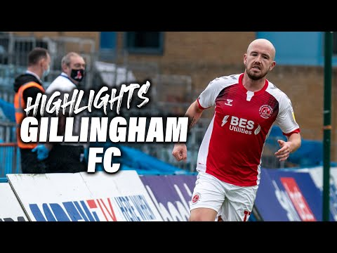 Gillingham Fleetwood Town Goals And Highlights