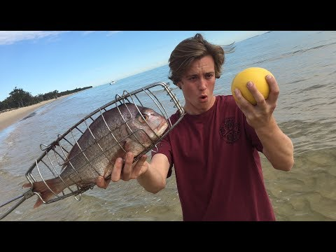 Thumbnail: DEEP SEA FISHING - Catch n Cook! Cooked on the beach | TDB
