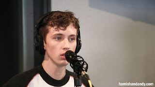 Troye Sivan covers Dua Lipa's 'Be The One' (LIVE on Hamish & Andy)