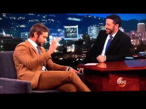 Chace Crawford talking about Brother in Law Tony Romo