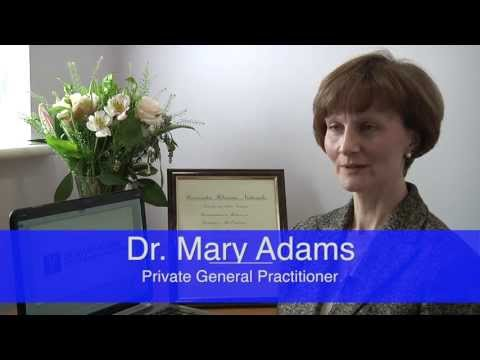 Dr. Mary Adams - Private General Practitioner - Whalley, Clitheroe, Lancashire