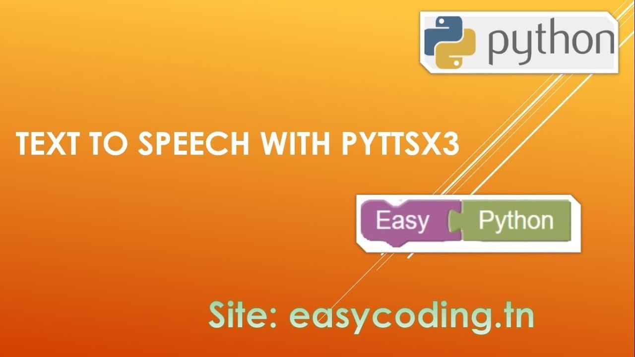 Easy TTS - Text to Speech
