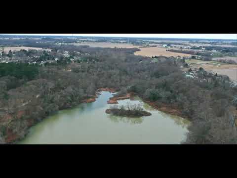 MARY ELMER LAKE In Upper Deerfield, New Jersey