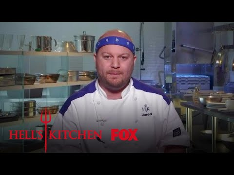 Jared Compares Shucking Oysters To Caressing Women | Season 17 Ep. 3 | HELL'S KITCHEN: ALL STARS