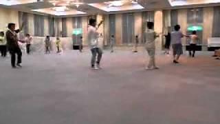 2010/08/11 北金ヶ沢会場で行われたふかうらヤットセ小唄踊り練習の模様です。