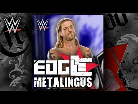 "WWE: ""Metalingus"" (Edge) Theme Song + AE (Arena Effect)"