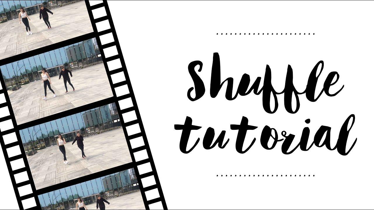 SHUFFLE / CUTTING SHAPES TUTORIAL #1 | Sira Garcia