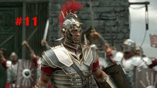 RYSE: Son of Rome Walkthrough Part 11 - Defend the Walls (Xbox One: 1080P) **NO COMMENTARY**