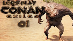 CONAN EXILES Let's Play CONAN EXILES [ German Gameplay Deutsch ]