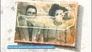 Baixar Balanço Geral analisa foto com fantasma que inspirou dupla sertaneja