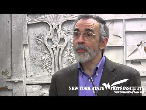 K. Eric Drexler at the NYS Writers Institute in 2013