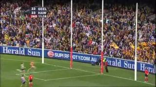 This is Australian Rules Football