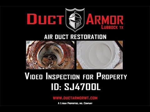 Duct Armor Video Inspection SJ4700L