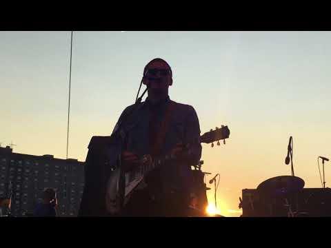 Brian Fallon Live -  Behold the Hurricane - Stone Pony NJ - 9/10/17