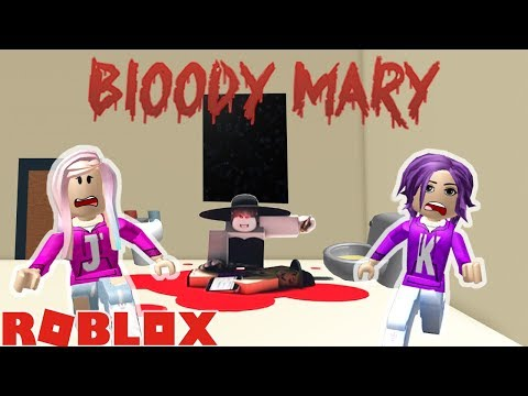 Roblox: Bloody Mary / DON'T SAY HER NAME 3 TIMES!