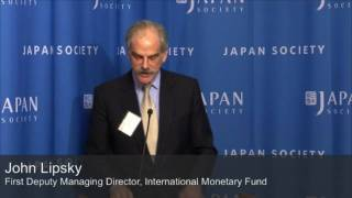 View from the IMF: Building a Post-Crisis Global Economy
