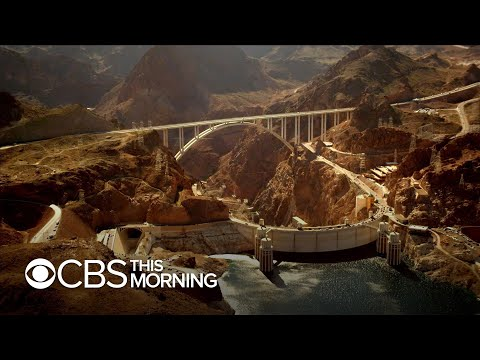 $3 billion project hopes to turn Hoover Dam into giant battery system