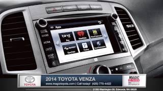 2014 Toyota Venza Review  | Magic Toyota - Toyota Dealer in Edmonds, WA