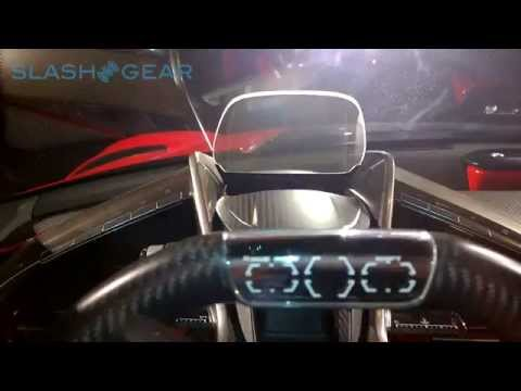 Toyota FT1 Interior Discussion with William Chergosky #NYIAS 2014