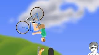 Jugando Happy wheels