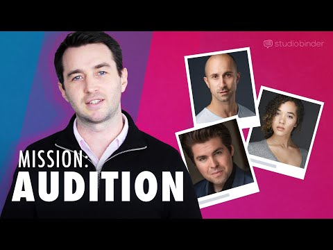 Making It - Ep4 - Film Casting & How To Hold An Audition