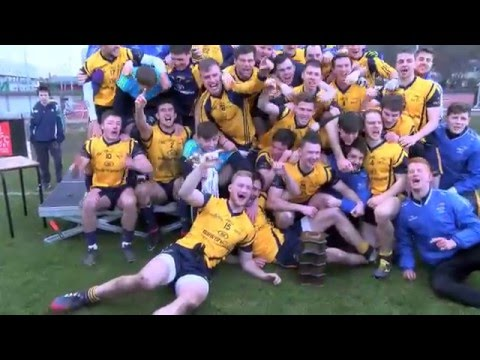 Sigerson Cup Preview - Conor Moynagh, DCU