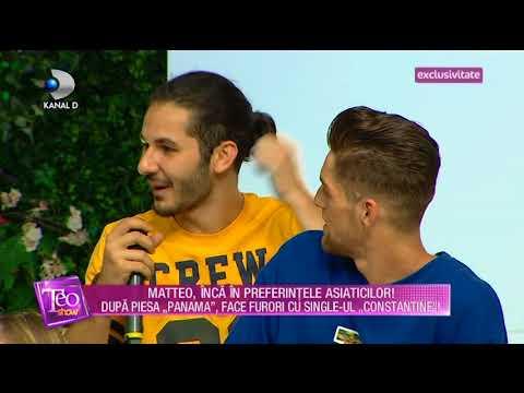 Teo Show (05.06.2018) - Matteo face furori cu single-ul