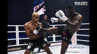 GLORY 59: Chris Baya vs. Tyjani Beztati - Full Fight