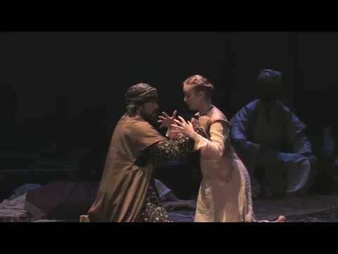 Excerpts from Mary Zimmerman's The Arabian Nights at Berkeley Repertory Theater