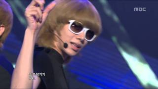 Super Junior Bonamana 슈퍼주니어 미인아 Music Core 20100619