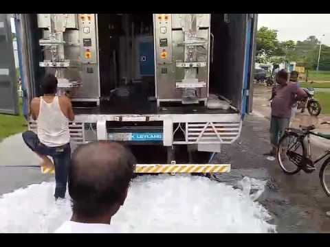 water packing