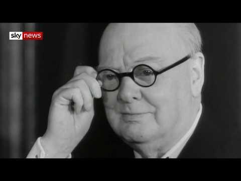 Is Sir Winston Churchill a hero or villain?
