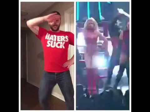 Troy Miller - Womanizer (Dance Break) Britney Spears BBMAs 2016