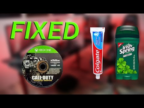 How to Fix a Scratched, Damaged Disc or Unreadable Disc error for Xbox, PlayStation and PC!